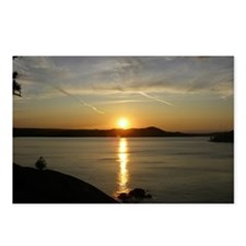 Superior Sunset Postcards (Package of 8)