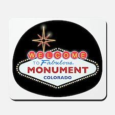 MONUMENT LIGHT Mousepad