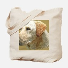 yellow lab_lg print Tote Bag