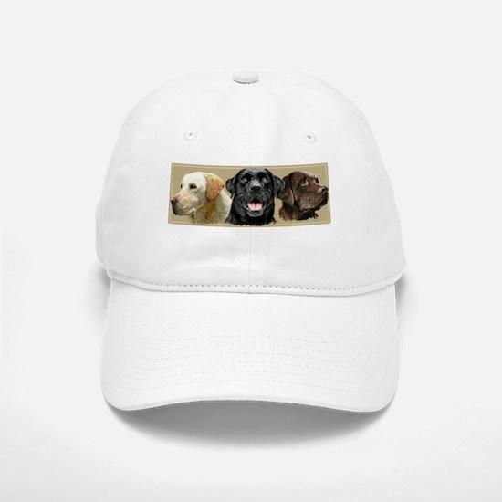 three amigos_dark Baseball Baseball Cap
