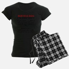 Dog T-shirt: Call 911/Check  Pajamas