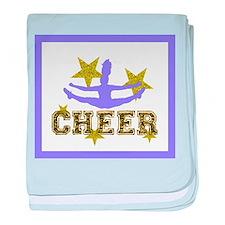 cheer blanket gold3 baby blanket