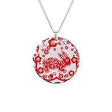 rabbit52light Necklace