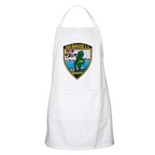 bausell patch Apron