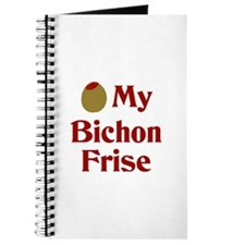 Olive My Bichon Frise Journal