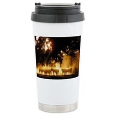 Field Horses signed. Oct. Winne Travel Mug