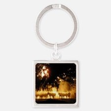 Field Horses signed. Oct. Winner Square Keychain