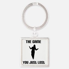 the game Square Keychain