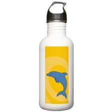 Dolphin-iPhone4c Water Bottle