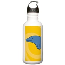 Dolphin-iPhone3g Water Bottle