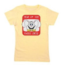 rabbit611975 Girl's Tee