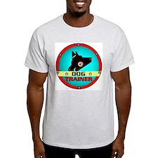 Unique Dog Trainer, Ash Grey T-Shirt