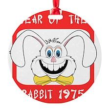 rabbit611975 Ornament