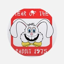 rabbit611975 Round Ornament