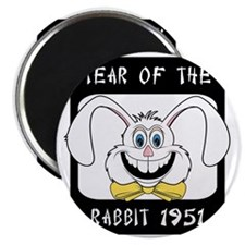 rabbit591951red Magnet