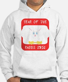 rabbit591951black Jumper Hoody