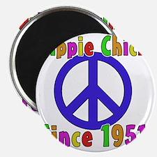 Hippie Chick1951 Magnet