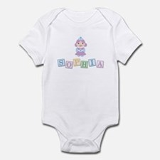 Sophia Princess Infant Bodysuit