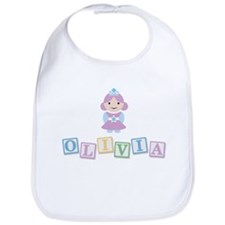 Olivia Princess Bib