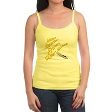 Meter Reader From Outer Space Ladies Top