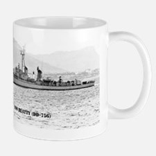 beatty large framed print Mug