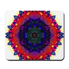 lotusii-mandala02-10x10 Mousepad