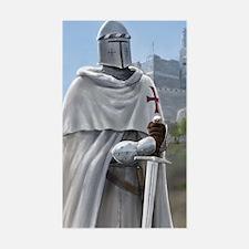 templar citadel 1 journal Decal