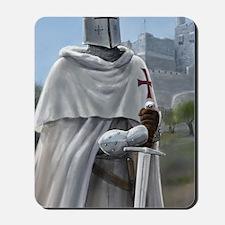 templar citadel 1 journal Mousepad