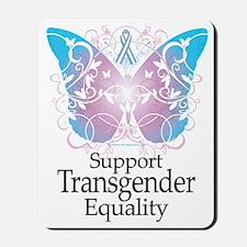 Transgender-Butterfly-A Mousepad