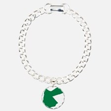 jordan_map. Charm Bracelet, One Charm