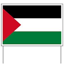 palestine-flag4000w Yard Sign
