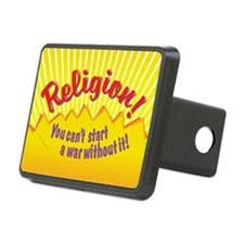 Religion-You Cant Start a  Hitch Cover