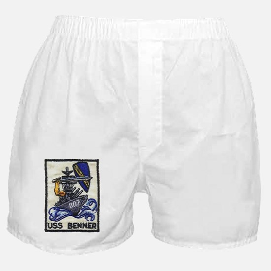 benner patch Boxer Shorts