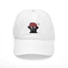 Black Lab Optometrist Baseball Cap