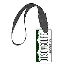 Copy of CO-Disc-Golfer Luggage Tag