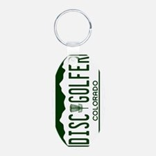 Copy of CO-Disc-Golfer Keychains