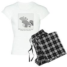 Save the Manatee Pajamas