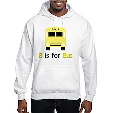yellow kids school bus Hoodie