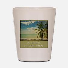 paradiset10x10_apparel Shot Glass