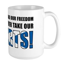 freedom_Scotland_DK Mug