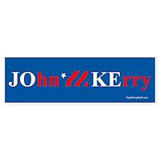 JOhn KErry (Joke) Bumper Bumper Sticker