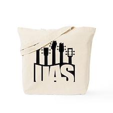 Ukulele UAS Tote Bag