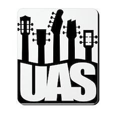 Ukulele UAS Mousepad