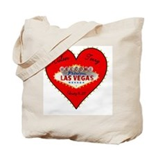 Walter and Terry Valentines Day Tote Bag