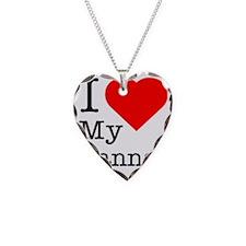 I love my Nanna.eps Necklace