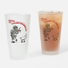 CHUPA Drinking Glass