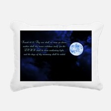 Isaiah_6020_11x17 Rectangular Canvas Pillow