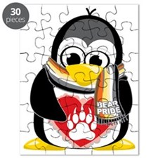 Bear-Pride-Penguin-Scarf Puzzle