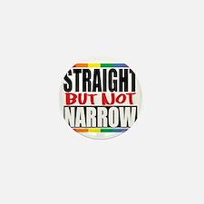 Straingt-But-Not-Narrow Mini Button
