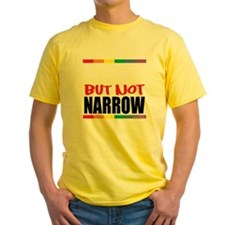 Straingt-But-Not-Narrow-blk T